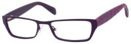Marc By Marc Jacobs MMJ 554 Eyeglasses Eyeglasses - Matte Violet / Matte Burgundy