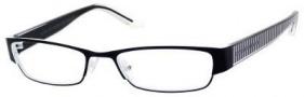 Marc By Marc Jacobs MMJ 555 Eyeglasses Eyeglasses - Black White