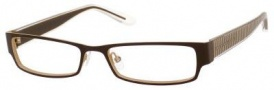 Marc By Marc Jacobs MMJ 556 Eyeglasses Eyeglasses - Brown Beige / Crystal
