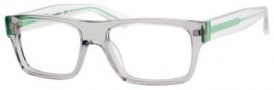 Marc By Marc Jacobs MMJ 561 Eyeglasses Eyeglasses - Gray Transparent Crystal