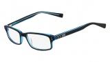 Nike 7223 Eyeglasses Eyeglasses - 015 Black