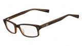 Nike 7223 Eyeglasses Eyeglasses - 200 Dark Brown