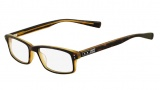 Nike 7223 Eyeglasses Eyeglasses - 252 Matte Tortoise Yellow