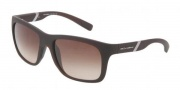 Dolce & Gabbana DG6072 Sunglasses Sunglasses - 262013 Brown / Brown Gradient
