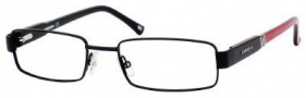 Carrera 7550 Eyeglasses Eyeglasses - Matte Black / Red Black
