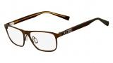 Nike 8208 Eyeglasses Eyeglasses - 230 Satin Walnut