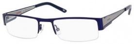 Carrera 7548 Eyeglasses Eyeglasses - Matte Blue / Ruthenium