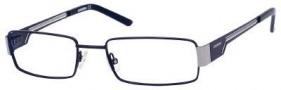 Carrera 7528 Eyeglasses Eyeglasses - Matte Blue / Ruthenium