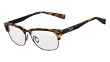 Nike 8222 Eyeglasses Eyeglasses - 215 Tortoise / Black