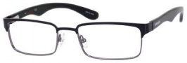 Carrera 6606 Eyeglasses Eyeglasses - Black / Dark Ruthenium