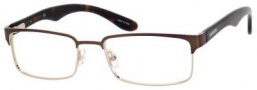 Carrera 6606 Eyeglasses Eyeglasses - Brown / Light Gold