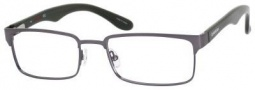 Carrera 6606 Eyeglasses Eyeglasses - Dark Ruthenium / Green