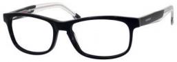 Carrera 6196 Eyeglasses Eyeglasses - Black / Black Crystal