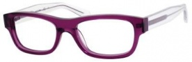 Marc By Marc Jacobs MMJ 562 Eyeglasses Eyeglasses - Transparent Lilac Crystal