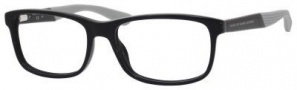Marc By Marc Jacobs MMJ 565 Eyeglasses Eyeglasses - Black / Rubber Matte Gray