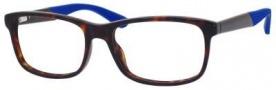 Marc By Marc Jacobs MMJ 565 Eyeglasses Eyeglasses - Matte Black / Black Rubr