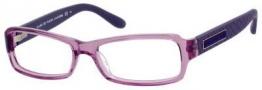 Marc By Marc Jacobs MMJ 567 Eyeglasses Eyeglasses - Transparent Violet / Violet