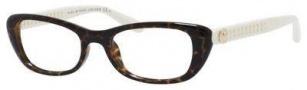 Marc By Marc Jacobs MMJ 569 Eyeglasses Eyeglasses - Havana Ivory