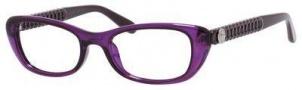 Marc By Marc Jacobs MMJ 569 Eyeglasses Eyeglasses - Transparent Lilac Violet