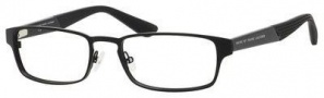 Marc By Marc Jacobs MMJ 576 Eyeglasses Eyeglasses - Matte Black Black Rbr