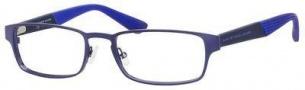 Marc By Marc Jacobs MMJ 576 Eyeglasses Eyeglasses - Matte Navy Navy Rubbr