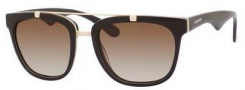 Carrera 6002/S Sunglasses Sunglasses - 0BG5 Brown Cream (0H Brown Gradient Lens)