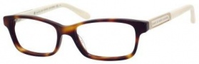 Marc By Marc Jacobs MMJ 578 Eyeglasses Eyeglasses - Havana / Cream