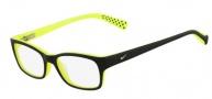 Nike 5513 Eyeglasses Eyeglasses - 020 Black Volt