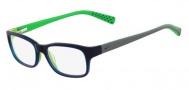 Nike 5513 Eyeglasses Eyeglasses - 325 Dark Sea / Mineral Teal