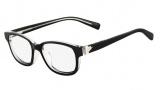 Nike 5516 Eyeglasses Eyeglasses - 001 Black