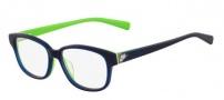 Nike 5516 Eyeglasses Eyeglasses - 325 Dark Sea / Mineral Teal