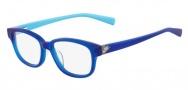 Nike 5516 Eyeglasses Eyeglasses - 420 Gamma Blue