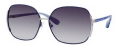 Marc By Marc Jacobs MMJ 098/S Sunglasses Sunglasses - Blue / Blue Gray