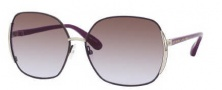 Marc By Marc Jacobs MMJ 098/S Sunglasses Sunglasses - Brown Purple