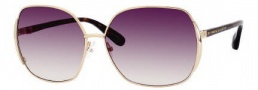 Marc By Marc Jacobs MMJ 098/S Sunglasses Sunglasses - Gold