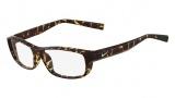 Nike 7066 Eyeglasses Eyeglasses - 215 Tortoise