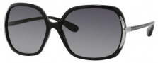 Marc By Marc Jacobs MMJ 115/P/S Sunglasses Sunglasses - Black