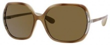 Marc By Marc Jacobs MMJ 115/P/S Sunglasses Sunglasses - Olive Tortoise