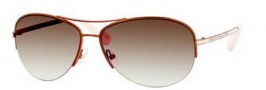 Marc By Marc Jacobs MMJ 119/S Sunglasses Sunglasses - 0VTC Light Brown
