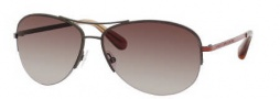 Marc By Marc Jacobs MMJ 119/S Sunglasses Sunglasses - 0AFY Brown