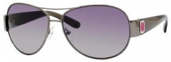Marc By Marc Jacobs MMJ 149/S Sunglasses Sunglasses - Dark Ruthenium / Gray
