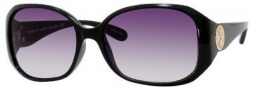 Marc By Marc Jacobs MMJ 166/S Sunglasses Sunglasses - Shiny Black