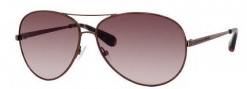 Marc By Marc Jacobs MMJ 184/S Sunglasses Sunglasses - 0Q4G Brown (02 Brown Gradient Lens)