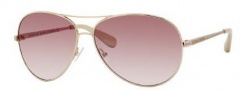 Marc By Marc Jacobs MMJ 184/S Sunglasses Sunglasses - 0J5G Gold (NO Brown Gold Mirror Lens)