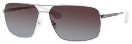 Marc By Marc Jacobs MMJ 214/P/S Sunglasses Sunglasses - White Ruthenium
