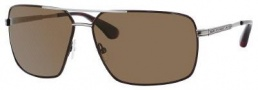 Marc By Marc Jacobs MMJ 214/P/S Sunglasses Sunglasses - Brown Ruthenium