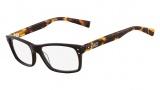 Nike 7201 Eyeglasses Eyeglasses - 010 Black