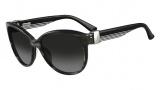 Salvatore Ferragamo SF651S Sunglasses Sunglasses - 003 Striped Grey