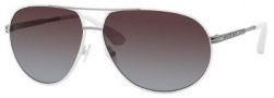 Marc By Marc Jacobs MMJ 215/P/S Sunglasses Sunglasses - White Ruthenium