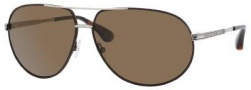 Marc By Marc Jacobs MMJ 215/P/S Sunglasses Sunglasses - Brown Ruthenium